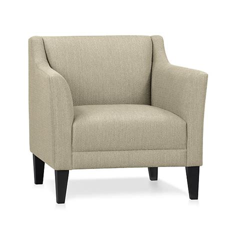 margot chair platinum crate and barrel