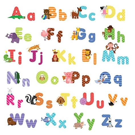 letters wall decals amazoncom