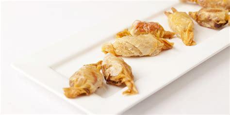 foie gras canape foie gras and pastry canapé recipe great chefs