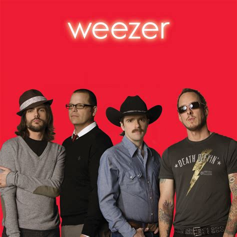 The Regular Record Weezer Left Many Fans Seeing Red