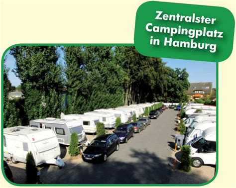 Campingplatz Buchholz in Hamburg - Impressionen