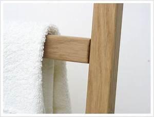 Holz Für Sauna : holz handtuchleiter hipana eiche handtuchhalter relaxversand ~ Eleganceandgraceweddings.com Haus und Dekorationen