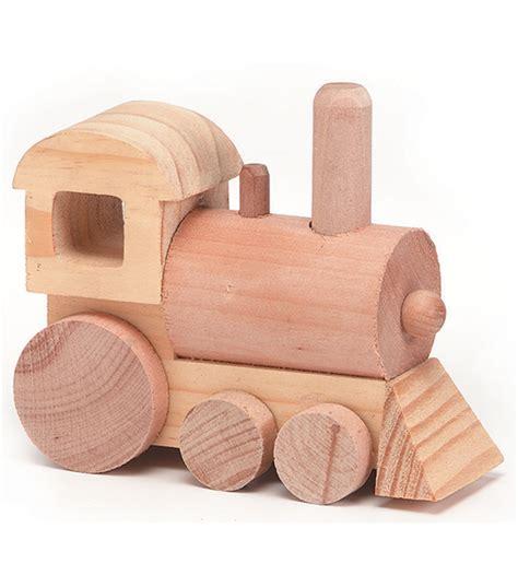 train wood toy kit jo ann