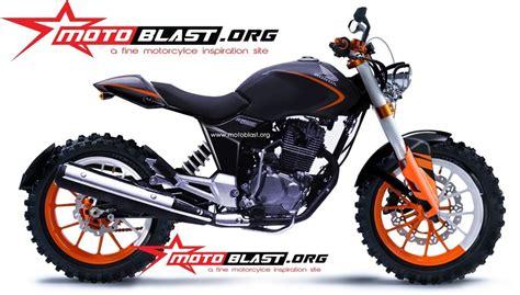 Modif Retro by Modif Honda Megapro Primus Fighter Racer Retro Motoblast