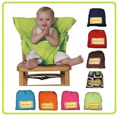 siege bebe adaptable chaise chaise bebe nomade 9 couleurs siege de voyage en tissu