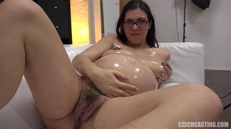 Pregnant amateur Andela spreads her pussy - Shameless.com