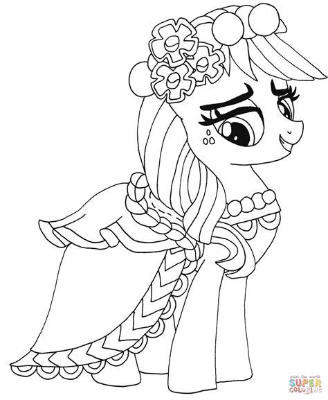 My Little Pony Applejack Tegninger