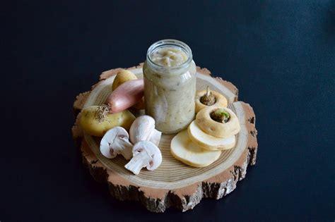 recette petit pot bebe 12 mois pur 233 e de panais chignons de 233 chalote pour b 233 b 233 6 ou 8 mois