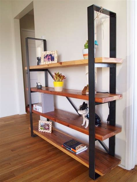 Iron Bookcases by Iron Bookcase D I Y Metal Bookcase Bookcase Furniture