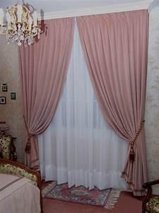 Tissus Pour Double Rideaux : double rideaux decor 39 elles ~ Melissatoandfro.com Idées de Décoration