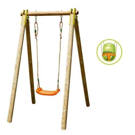 siege balancoire bois 1000 idées sur le thème portique enfant sur