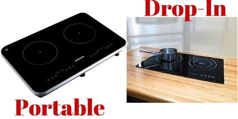 double induction cooktops  reviews  built inportable