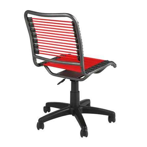 bungie flat high back office chair home office furniture