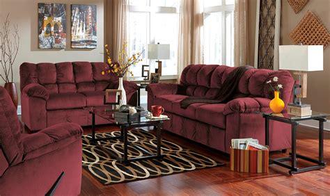 burgundy living room set julson burgundy living room set from 26602 38 35
