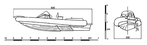 Rib Boat Dimensions by Dimension And Carachteristics Of Rib Mito 31 By Mv Marine