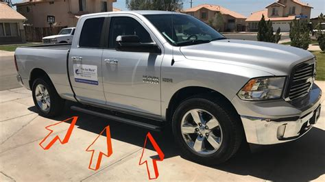 iBoard Running Boards Complete Install On A Dodge Ram 1500