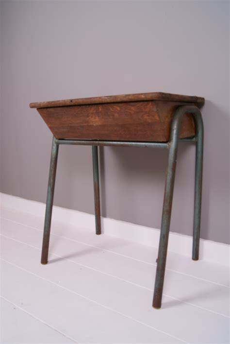 desk with lift lid children 39 s vintage french desk with legs and