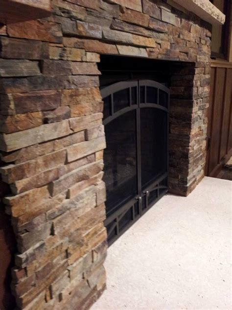 Slate Veneer Fireplace - 15 best images about fireplace on mantles