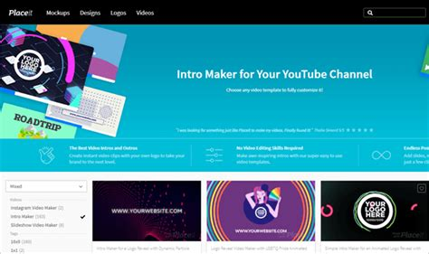 11 best free youtube intro makers in 2019