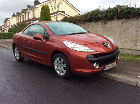 small peugeot cars for sale 2007 peugeot 207 for sale for sale in naas kildare from