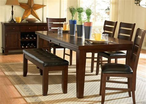 Dining Room Bench by 26 Big Small Dining Room Sets With Bench Seating