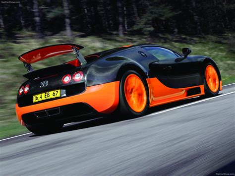 Bugatti Veyron Super Sport 2011 Stills Photogallery