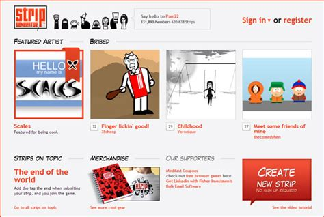 Create A Meme Online Free - create your own web comics memes with these free tools