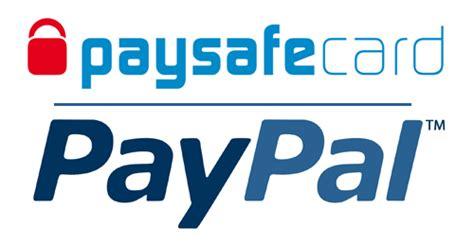 paypal mit paysafecard aufladen geht das chip