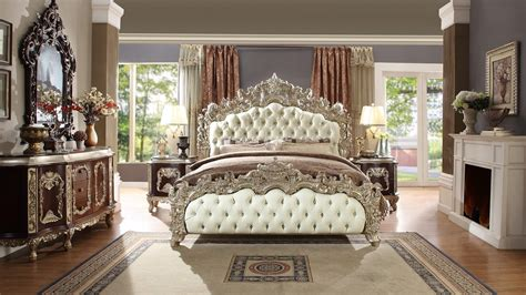 homey design hd 8017 cleopatra bed