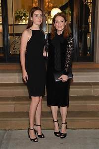 Julianne Moore at the Ralph Lauren Fashion Show | Tom ...