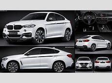 BMW X6 M Performance Parts 2015 pictures, information