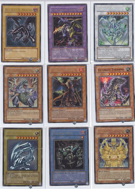 strong yugioh decks 2010 my strongest yugioh cards by drako72 on deviantart