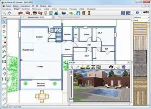logiciel dessin maison 3d gratuit francais 5 architect With logiciel dessin maison 3d gratuit francais