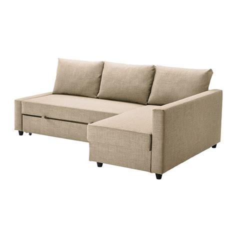 Sofa Ikea Friheten by Friheten Sofa Bed With Chaise Skiftebo Beige Ikea