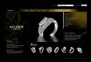 Nice Jewelry Website Design - Style Guru: Fashion, Glitz