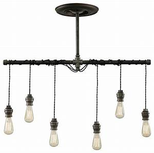 Dixon light pendant industrial lighting by