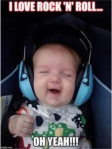 Baby music - Imgflip