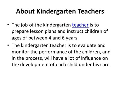 how much do kindergarten teachers make 289 | how much do kindergarten teachers make 2 638