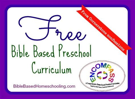 free bible based preschool curriculum sunday school 352 | 441d755b9ca04dc2f3b0ffda5bdf54fa