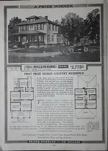 Sears  U0026quot Honor Bilt U0026quot  Modern Homes - 1918