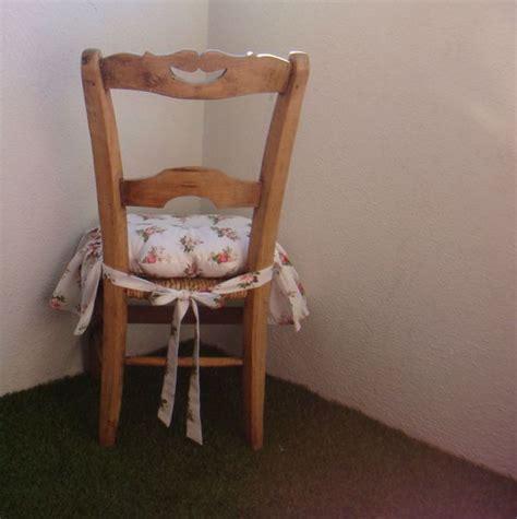 galette de chaise volantée galette de chaise eurodif
