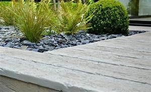 terrasse minerale essonne artibois91 With pierre pour allee de jardin 9 terrasses composite essonne artibois91