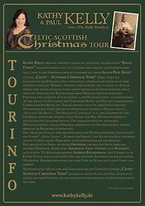 Weihnachtslieder Kelly Family : celtic scottish christmas tour mit kathy paul kelly ~ Haus.voiturepedia.club Haus und Dekorationen