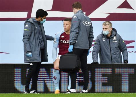 How Barkley's injury impacted Grealish and Watkins against ...