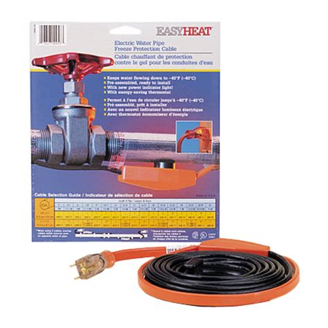 freeze protection cable rona