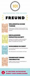 Gutscheine Für Den Freund : die besten 25 gutscheine f r freund ideen auf pinterest ~ Kayakingforconservation.com Haus und Dekorationen