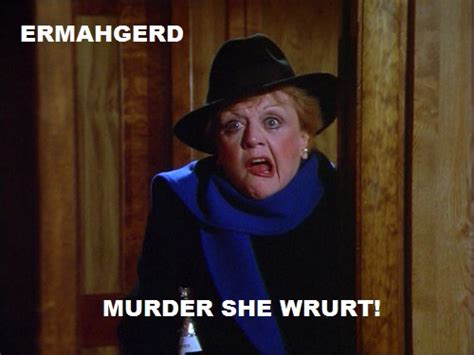 Murder She Wrote Meme - 13 best images about murder she wrote on pinterest cas lakes and words