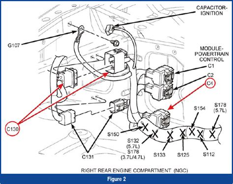 Ground Wiring Diagram 2006 Dodge Ram 2500 Diesel by Gears Magazine Bypass The Tipm To Test Code P0882