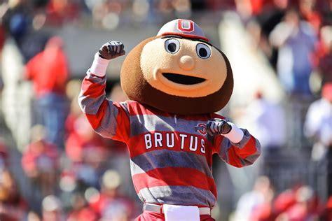 Brutus Buckeye – Ohio State Buckeyes