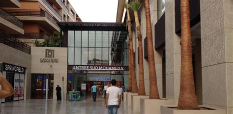 Carré Eden Centre: shopping, supermarkets and Starbucks in the heart of Gueliz   Marrakech Riad